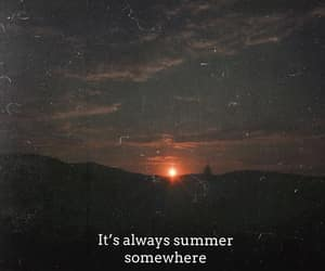 August, quote, and summer image