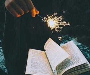 book, grunge, and light image