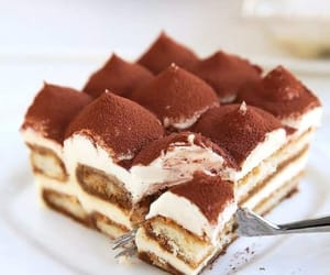 cacao, cake, and food image