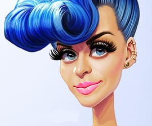 hairstyle, katy perry, and lol image
