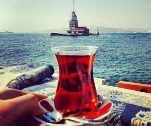 istanbul, tea, and turkey image