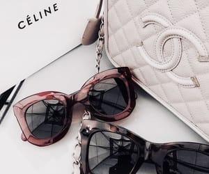 fashion, sunglasses, and celine image