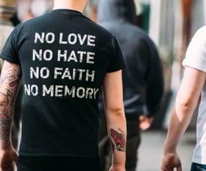 memory, blak, and love image