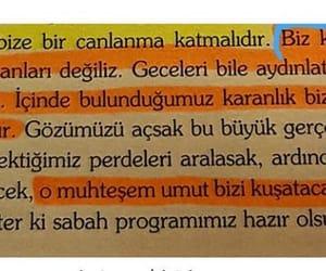 kitap, alıntı, and türkçe sözler image