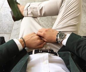 beauty, blazer, and fashion image