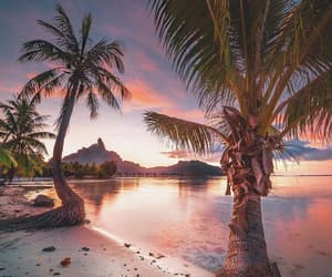 beach, places, and travel image