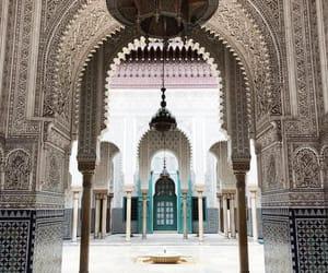 beauty, Casablanca, and fashion image