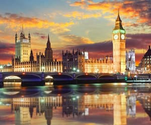 city, Dream, and london image