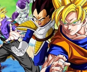 dbs, dragon ball super, and family image