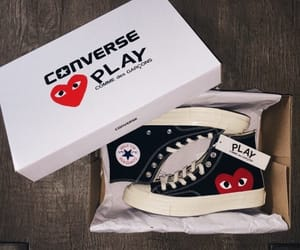 carefree, cdg, and comme des garcons image