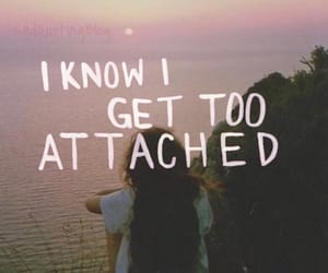 attached, deep, and feeling image
