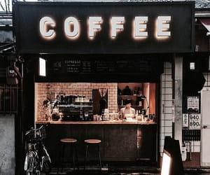 coffee, theme, and cafe image