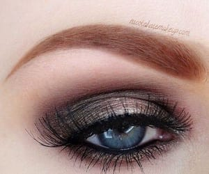 beautiful, makeup, and eyes image