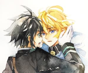 owari no seraph, seraph of the end, and mikayuu image