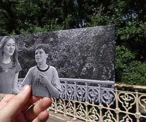 2005, Central Park, and josh hutcherson image