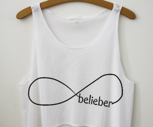clothes, belieber, and top image