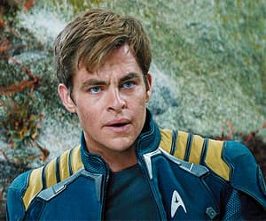 chris pine and gif image