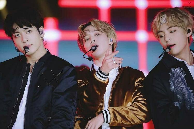 BTS ships on We Heart It