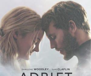 movie, Shailene Woodley, and sam claflin image