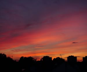 beautiful, colors, and sunset image
