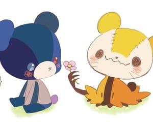 chibi, naruto, and cute image