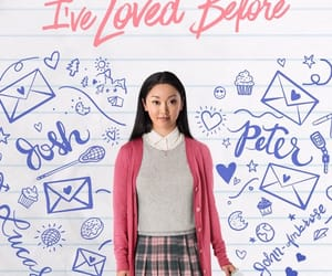 books, lara jean covey, and film image