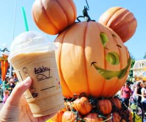 disney, Halloween, and land image