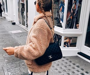 blond, casual, and chanel image