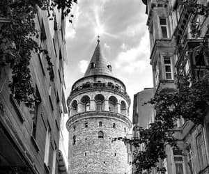 black and white, istanbul, and ️️️️turkiye image