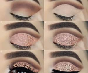 eyes, eyesshadows, and make up image