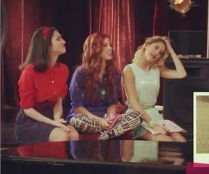 disney, francesca, and tini stoessel image