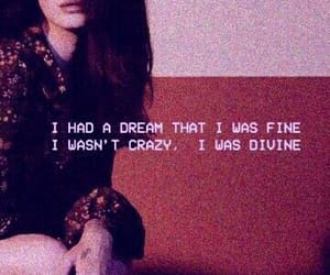 lana del rey, Lyrics, and quotes image
