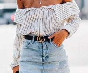 fashion, gucci, and ootd image
