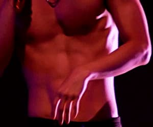abs, black, and Chen image
