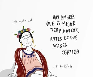 frases, amor, and frida kahlo image