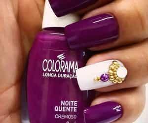branco, brazilian, and nail image