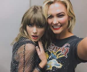 Taylor Swift, Karlie Kloss, and kaylor image