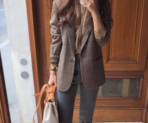 autumn, casual, and fashion image