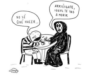 frases, frases en español, and die image