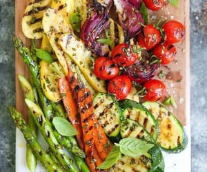 vegan and vegetarian image