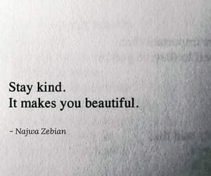 quotes and kind image