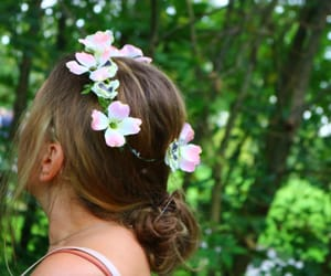 diy, flower crowns, and love image