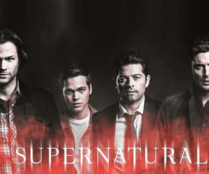 article, crowley, and spn image