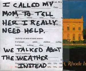postsecret and sad image