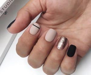 beautiful, nails, and nice image