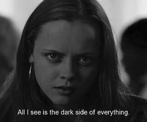 quotes, dark, and movie image