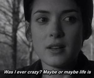 girl interrupted, winona ryder, and quotes image
