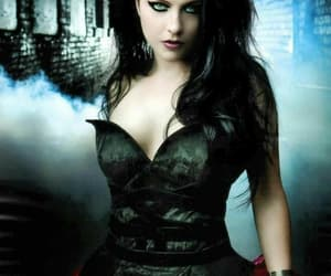 amy lee, evanescence, and rock style image