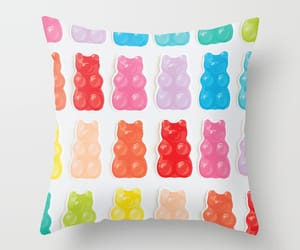 candy, decor, and gummy bears image
