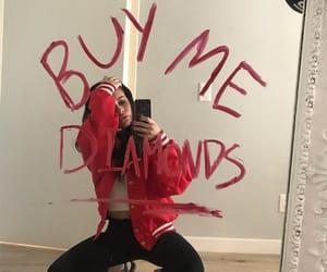 bea, girls, and buy me diamonds image